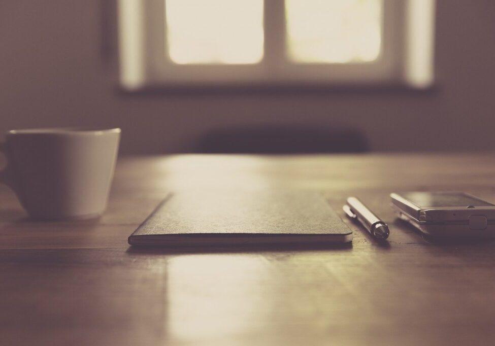 Schrijven blog